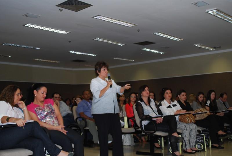 Evento Seja Assertivo em Ribeirão Preto ministrado por Vera Martins