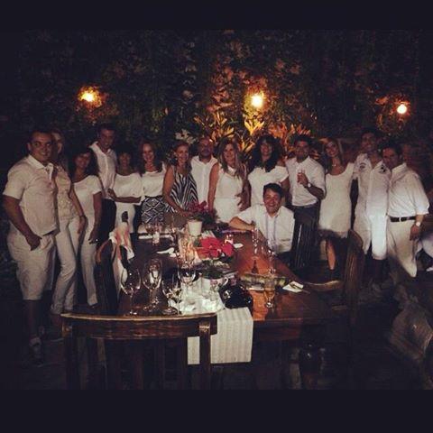 Festa do Branco Revista D:Luxe