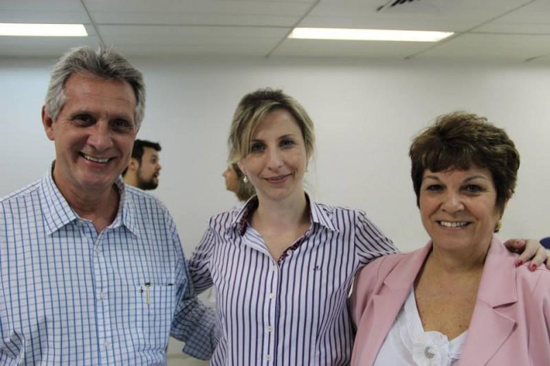 Reinaldo Passadori (Instituto Passadori Educação Corporativa), Paula Martucci (PerSolutio) e Vera Martins (Assertiva Consultores)