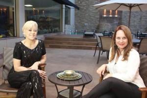 Entrevista para o programa Susy Lemos - Viviane Martinii e Suzy Lemos